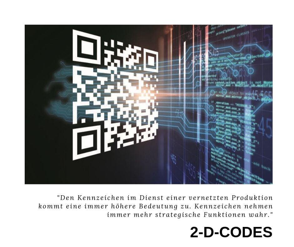 2-d-Codes
