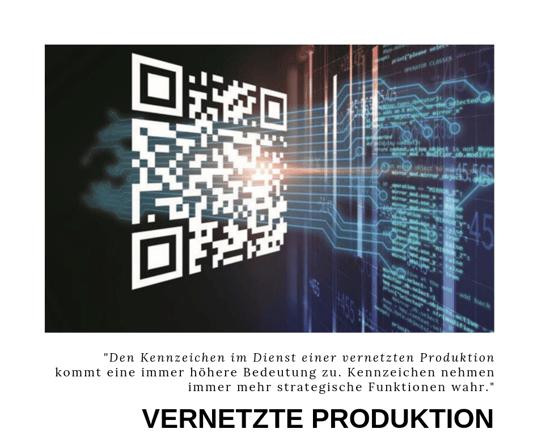 Blog-Vernetzte Produktion-Industrielles Kennzeichnen
