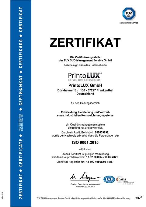 printolux-iso9001-zertifikat
