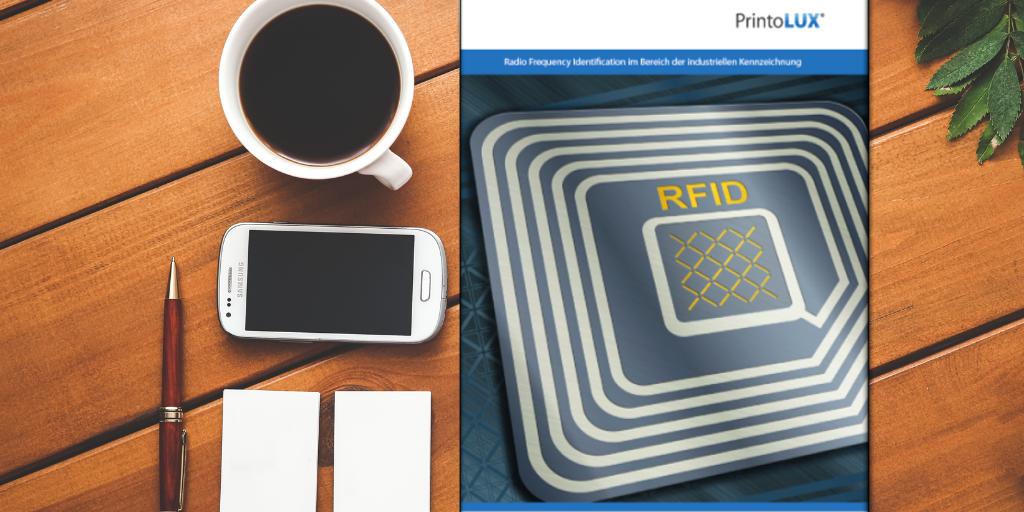 RFID-Technologie im Bereich der industriellen Kennzeichnung